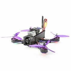Eachine Wizard X220 FPV Racing Drone Blheli_S F3 6DOF 2205 2300KV Motors 5.8G 48CH 200MW VTX ARF * You can find out more details at the link of the image.