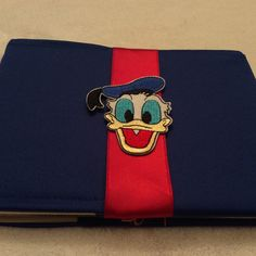 Disney Donald Duck guest book Donald Duck Party, Humor, Disney, Handmade Gifts, Books, Etsy, Products, Kid Craft Gifts, Libros