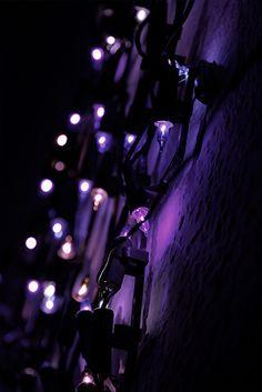 Vikis Zimmerwand Purple Haze, Light Purple, Deep Purple, Purple And Black, Dark Shades, Shades Of Purple, Light Shades, Battery Powered Christmas Lights, Mauve