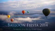 The Sky's the Limit at the World's Largest Hot Air Balloon Event [TIMELAPSE]
