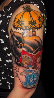 Half Sleeve #tattoos