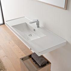 Scarabeo 3007 Bathroom Sink, ML - Nameek's