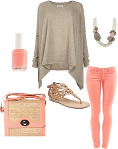 """Early fall attire"" by rprov on Polyvore"