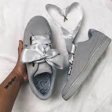free shipping 6120c 4a9d2 Bildresultat für puma suede heart grey - Sneaker Headz ...