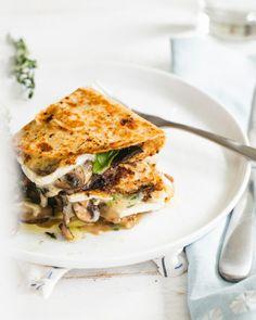 Mushroom and Brie QuesadillasFollow for recipesGet your FoodFfs  Mein Blog: Alles rund um Genuss & Geschmack  Kochen Backen Braten Vorspeisen Mains & Desserts!