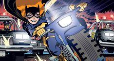 Batgirl 37 - Darwyn Cooke Variant