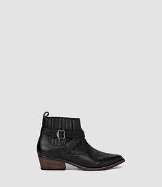 ALLSAINTS 쿠엔틴 부츠. #allsaints #shoes #