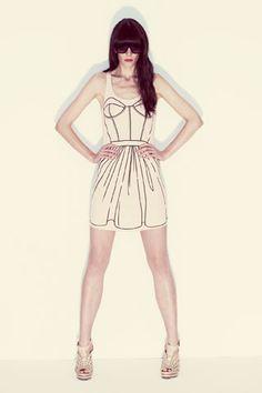 Young Janes: Trompe l'oeil Fashion