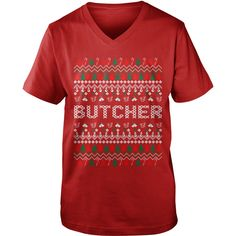Butcher Profession Ugly Christmas Sweater Tshirt T-Shirt  #gift #ideas #Popular #Everything #Videos #Shop #Animals #pets #Architecture #Art #Cars #motorcycles #Celebrities #DIY #crafts #Design #Education #Entertainment #Food #drink #Gardening #Geek #Hair #beauty #Health #fitness #History #Holidays #events #Home decor #Humor #Illustrations #posters #Kids #parenting #Men #Outdoors #Photography #Products #Quotes #Science #nature #Sports #Tattoos #Technology #Travel #Weddings #Women