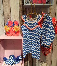 High summer beachwear and accessories at Billieblush for kids fashion spring 2015