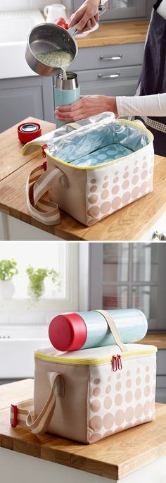 IKEA KULLAR series - Reduce waste by using reusable lunch boxes, bags, and beverage containers instead of disposable ones.