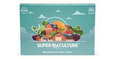 Le premier jeu de société coopératif à la découverte de la permaculture