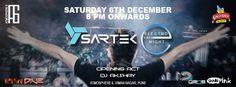 Atmosphere6 DJ SARTEK color blur