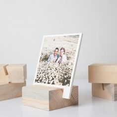 Wood Block + Prints | Wood Display Photo Prints | Artifact Uprising