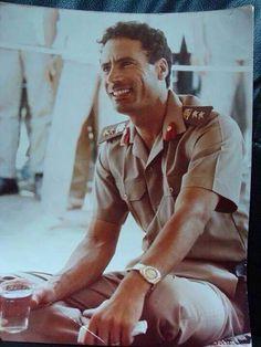 History of Libya under Muammar Gaddafi