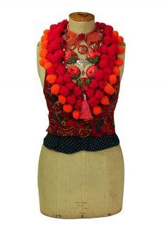 dalarna Archives - Kurbits - din slöjdkompis i samtiden Swedish Fashion, Textiles, Swedish Design, Headdress, Collars, Folklore, Sweden, Inspiration, Jewelry