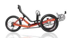 Trike: Azub Eco Trike 3ike - Bicicletas reclinadas y trikes en España