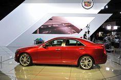 Cadillac Ats Coupe 2014 Cadillac ATS V Edition – Top Car Magazine