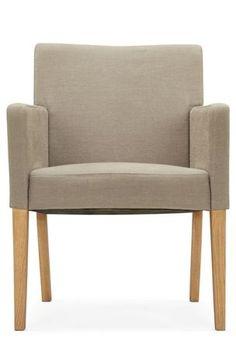 provence carver oak dining chair cross back beige linen fabric