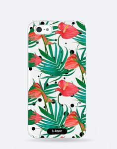 funda-movil-full-tropical-calas Phone Cases, See Through, Tropical Prints, Mobile Cases, Calla Lilies, Phone Case
