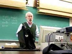 British Literature professor raps the Prologue of the Canterbury Tales! :)