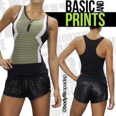 #BasicAndPrints #NewCollection #FashionTrends #ExerciseYourStyle