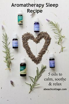 abeachcottage: Aromatherapy oils for sleep. 5 oils to calm, soothe & relax. Essential Oils For Sleep, Essential Oil Uses, Doterra Essential Oils, Essential Oil Diffuser, Aromatherapy Recipes, Aromatherapy Oils, Healthy Oils, Decorating Blogs, Natural Healing