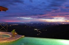 Atenas House Rental: The Only One With Spectacular Views Of Mountains And Pacific Ocean Cool Swimming Pools, Outdoor Swimming Pool, Swimming Pool Designs, Cool Pools, Vrbo Costa Rica, Costa Rica Real Estate, Local Tour, Luxury Estate, Plantation Homes