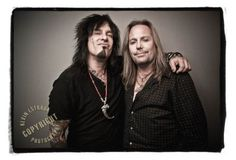 ღMusic Photo Blog☆: ♪SixxSense: Vince Neil,  Nikki Sixx - 2010