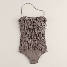 Not sure I'm in the market for a $125 bathing suit, but this is super cute.