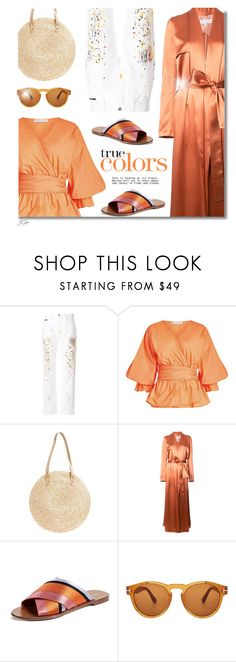 """""""Top Fashion Products Outfit of the Day 4/1/18"""" by jgee67 ❤ liked on Polyvore featuring Calvin Klein Jeans, Rejina Pyo, BP., Galvan, Diane Von Furstenberg, Tom Ford, polyvoreblogger and polyvoreeditorial"""