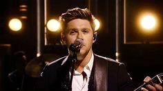 December 7: Niall on the Tonight Show with Jimmy Fallon