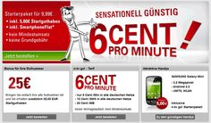 n-tv go! Aktion 6 Cent Prepaid Tarif