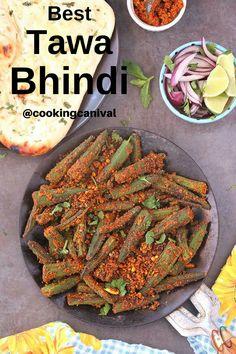 Tawa Bhindi
