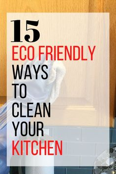 If you're tired of working and looking for how to keep your kitchen clean, check out these 15 ideas. These lazy girl hacks list is great if you want to make cleaning our stove, kitchen cabinets and more quick and without a lot of cleaning supplies. #kitchencleaning #cleaninghacks #cleaningtips Diy Home Cleaning, Cleaning Hacks, Cleaning Supplies, Used Kitchen Cabinets, Farmhouse Sink Kitchen, Tired Of Work, Girl Hacks, Diy Playbook, Natural Kitchen