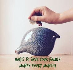 Looking for money-saving hacks?  Every little bit adds up, read here how we do it.
