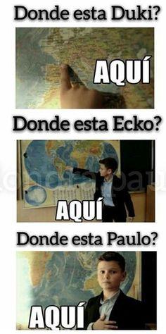 #wattpad #humor Memes del bombón sensual de Paulo Londra😍🔥 - primer libro de memes de Paulo en wattpad✌