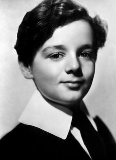 Frederick Cecil Bartholomew (March 28, 1924 – January 23, 1992), known for his acting work as Freddie Bartholomew, was an English-American child actor.