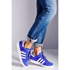 adidas Originals Campus 2 Suede Sneaker ($70) ❤ liked on Polyvore