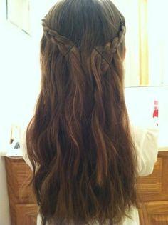 Hair, Simple Yet Pretty