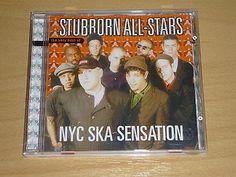 STUBBORN ALL-STARS - NYC SKA SENSATION - CD