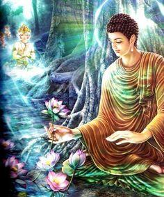 buddha lotus wallpaper - Google Search