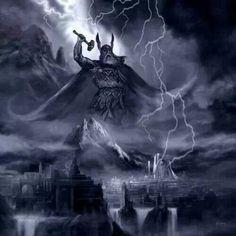 Graveland - Thunderbolts of the Gods 2013 Odin Norse Mythology, Norse Pagan, Old Norse, Viking Compass Tattoo, Compass Art, Thor Vs Odin, Viking Facts, Viking Metal, Greek Gods And Goddesses