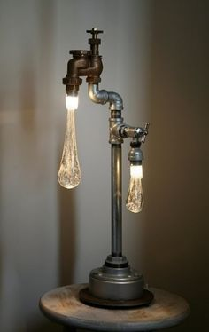Dripping Faucet Lamp