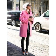 Looking to try out a pink winter coat? Click the picture or visit Redonline.co.uk