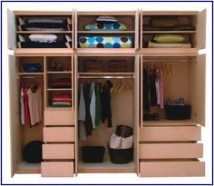 Excellent idea on Ikea Closet Designer