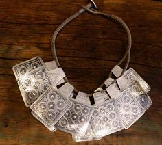 Saharan charm necklace by Jewels