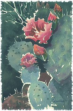 Learn to paint with watercolor - instructional materials from Ellen A. Fountain, N. Learn To Paint, Landscape Paintings, Mini Paintings, Painting, Watercolor Landscape Paintings, Digital Painting, Learn Watercolor, Artwork Images, Floral Watercolor