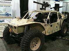army rock crawler