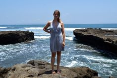 Echo Beach in Canggu, Bali